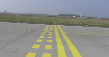 Bremen Taxiway Holding Position